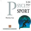 Psycho-sport / Martine Gay | Gay, Martine. Interprète
