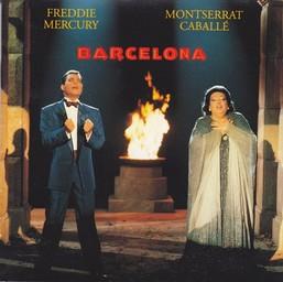 Barcelona / Freddie Mercury, Montserrat Caballé | Mercury, Freddie. Interprète