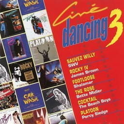 Ciné dancing - vol.3 / James Brown, Glenn Frey, Bette Midler, Gladys Knight, Rose Royce, Dan Hartman, Shalamar, Pointer Sisters (The), Commitments (The), Beach Boys (The), Five Satins (The) | Brown, James. Interprète