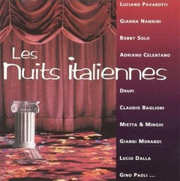 Les Nuits italiennes | Pavarotti, Luciano