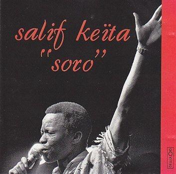 Soro / Salif Keïta | Keïta, Salif. Interprète