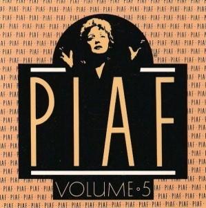 L' Intégrale de ses enregistrements 1946-1963 - vol.5 / Edith Piaf   Piaf, Edith. Interprète