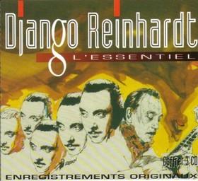 L' Essentiel / Django Reinhardt | Reinhardt, Django. Interprète