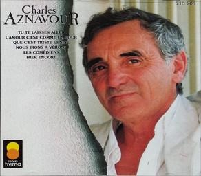 Tu te laisses aller / Charles Aznavour | Aznavour, Charles (1924 - ....). Interprète