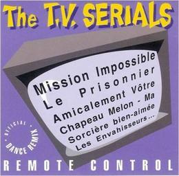 The TV Serials : Remote Control / Pierre Beteille | Beteille, Pierre. Interprète