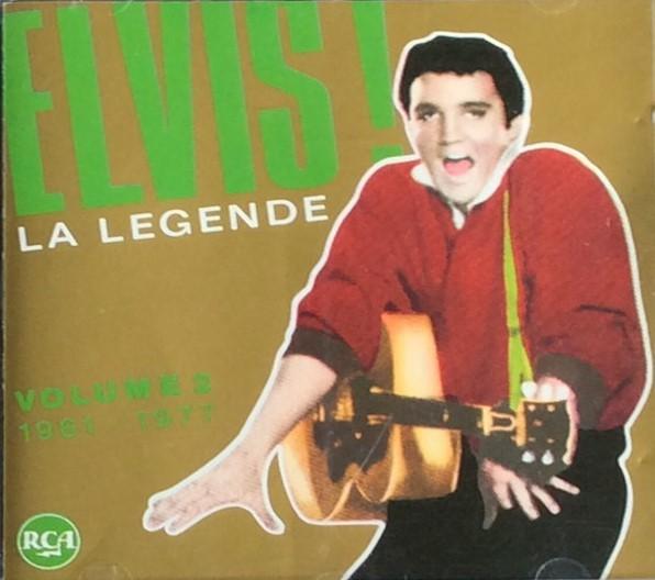 Elvis la légende vol.2 1961-1977 / Elvis Presley | Presley, Elvis. Interprète