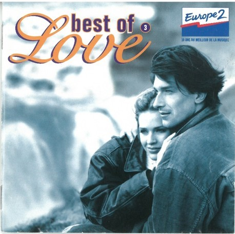 Best of love vol.3 / Michael Jackson, Céline Dion, Mariah Carey, Bruce Springsteen, Tina Turner, Whitney Houston, Elton John, George Michael, Queen, Fugees, 3T | Jackson, Michael