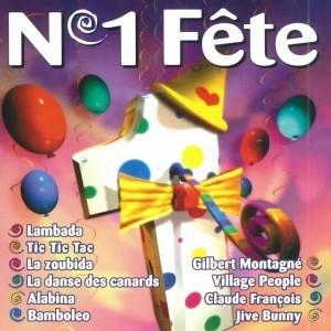 N°1 fête | François, Claude