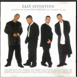 Around the world - Hit singles - The journey so far / East 17, Tony Mortimer, Terry Coldwell, Brian Harvey, John Hendy | Mortimer, Tony