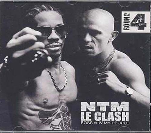 Le Clash BOSS vs IV MY PEOPLE : round 4 / Supreme NTM | Supreme NTM. Auteur. Interprète