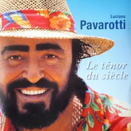 Le Ténor du siècle / Luciano Pavarotti | Pavarotti, Luciano. Chanteur