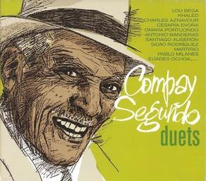 Duets / Compay Segundo   Segundo, Compay. Interprète