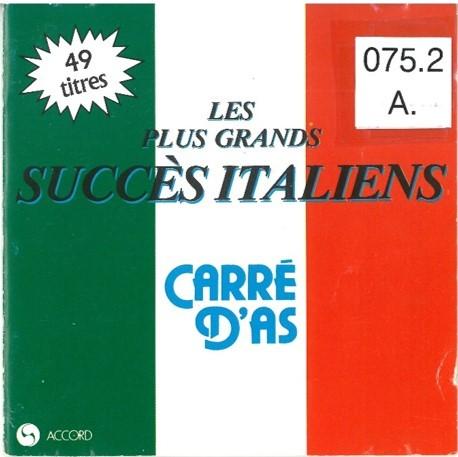 Les Plus grands succès italiens |