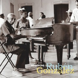 Introducing... / Rubén Gonzalez, piano | Gonzalez, Rubén. Interprète