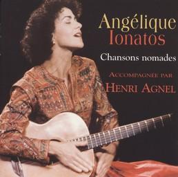 Chansons nomades / Angélique Ionatos, chant | Ionatos, Angélique. Interprète