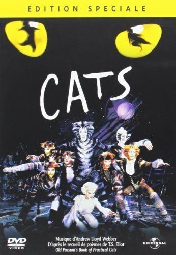 Cats / directed by David Mallet | Mallet, David. Monteur