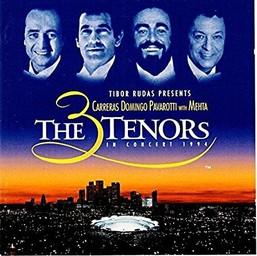 3 Ténors in concert 1994 / José Carreras | Carreras, José. Chanteur