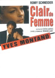 Clair de femme / un film de Costa-Gavras   Costa-Gavras (1933 - ....). Monteur. Scénariste