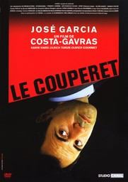 Le Couperet / un film de Costa-Gavras   Costa-Gavras (1933 - ....). Monteur. Scénariste
