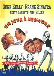 Un Jour à New-York = On the town / réalisé par Gene Kelly et Stanley Donen | Kelly, Gene. Monteur. Acteur