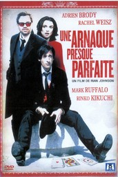 Une Arnaque presque parfaite = Brothers Bloom / written and directed by Rian Johnson | Johnson, Rian. Monteur. Scénariste