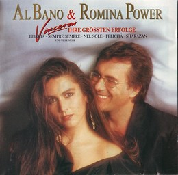 Their greatest hits / Al Bano & Romina Power | Bano, Al. Interprète