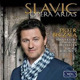Airs d'opéras slaves / Piotr Beczala, chant   Beczala, Piotr. Chanteur