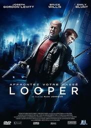 Looper / écrit et réalisé par Rian Johnson | Johnson, Rian. Monteur. Scénariste