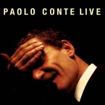 Paolo Conte live / Paolo Conte   Conte, Paolo. Interprète