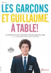 Les Garçons et Guillaume, à table ! / réalisation, scénario et avec Guillaume Gallienne | Gallienne, Guillaume (1972-....). Monteur. Scénariste. Acteur