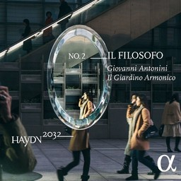 Il Filosofo / Joseph Haydn | Haydn, Joseph. Compositeur