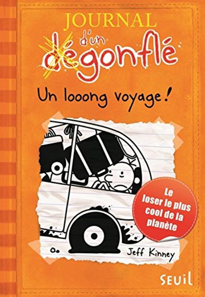 looong voyage (Un). 9 / de Jeff Kinney  