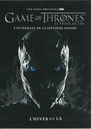 Game of Thrones - DVD 27 : saison 7 = Trône de fer (Le) / créé par David Benioff & D.B. Weiss | Benioff, David. Instigateur. Scénariste