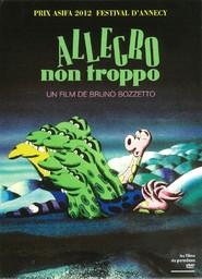 Allegro non troppo / réalisé par Bruno Bozzetto | Bozzetto, Bruno. Monteur. Scénariste