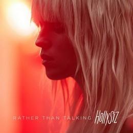 Rather than talking / Hollysiz   Hollysiz. Chanteur