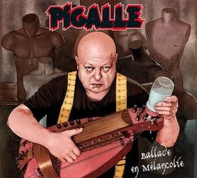 Ballade en mélancolie / Pigalle | Hadji-Lazaro, François. Chanteur. Musicien