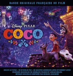 Coco / musique Kristen Anderson-Lopez & Robert Lopez et Germaine Franco & Adrian Molina, Michael Giacchino | Anderson-Lopez, Kristen. Compositeur