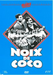 Noix de coco = The Cocoanuts / directed by Joseph Santley and Robert Florey | Santley, Joseph. Monteur