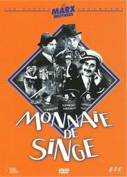 Monnaie de singe = Monkey business / directed by Norman Zenos McLeod | Mac Leod, Norman Zenos. Monteur