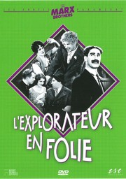 L'Explorateur en folie = Animal crackers / directed by Victor Heerman | Heerman, Victor. Monteur