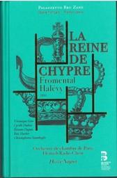 Reine de Chypre, opéra en cinq actes (La) / Fromental Halévy | Halévy, Fromental. Compositeur