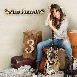 3 [Trois] / Elsa Esnoult, chant, guitare | Esnoult, Elsa. Chanteur. Musicien