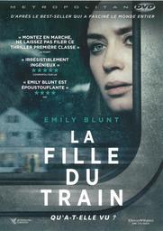 La Fille du train = The Girl on the train / réalisé par Tate Taylor |