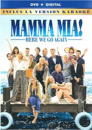 Mamma mia ! : here we go again / written and directed by Ol Parker |