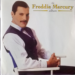 Freddie Mercury album (The) / Freddie Mercury | Mercury, Freddie. Interprète