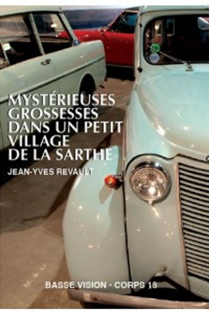Mystérieuses grossesses dans un petit village de la Sarthe / Jean-Yves Revault |
