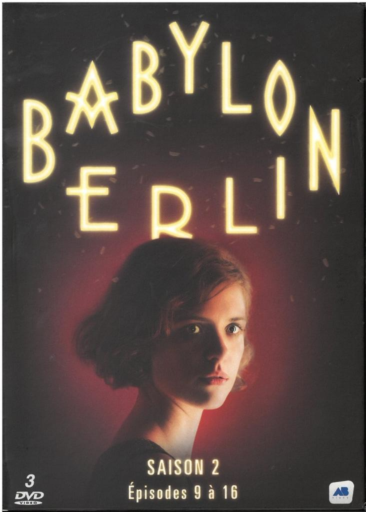 Babylon Berlin : saison 2 : épisodes 9 à 16 / created by Tom Tykwer, Henk Handloegten, Achim von Borries |