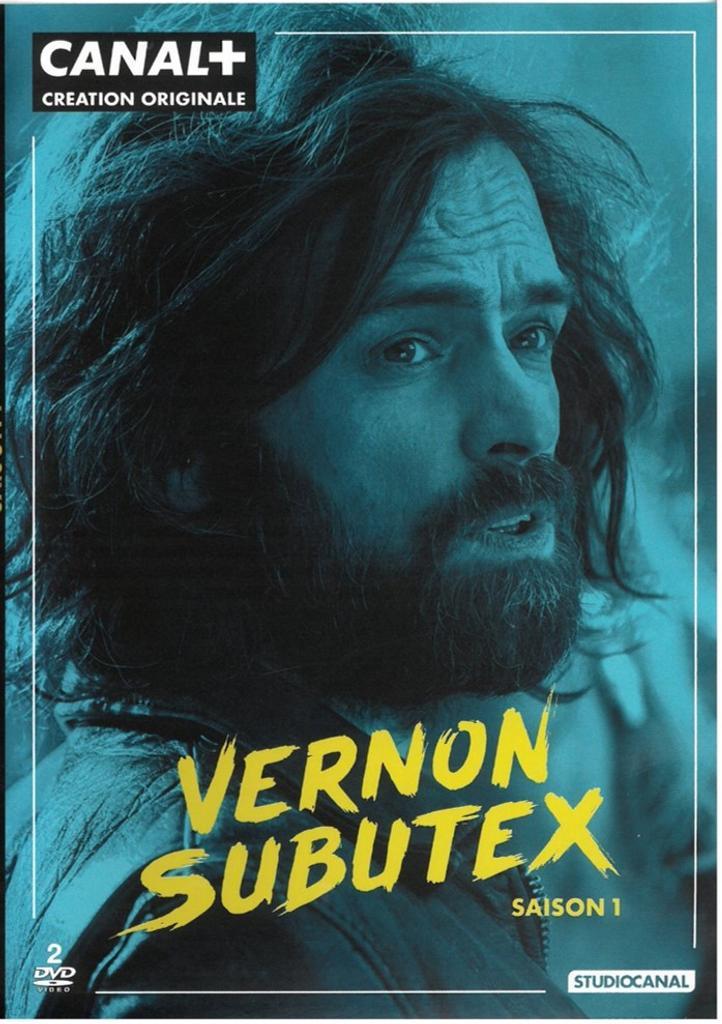 Vernon Subutex : saison 1 / série créée, écrite et réalisée par Cathy Verney |