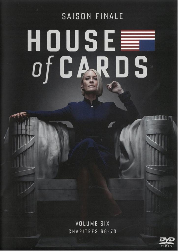 House of cards - saison finale [volume six] : chapitres 66 à 73 / série créée par Beau Willimon |