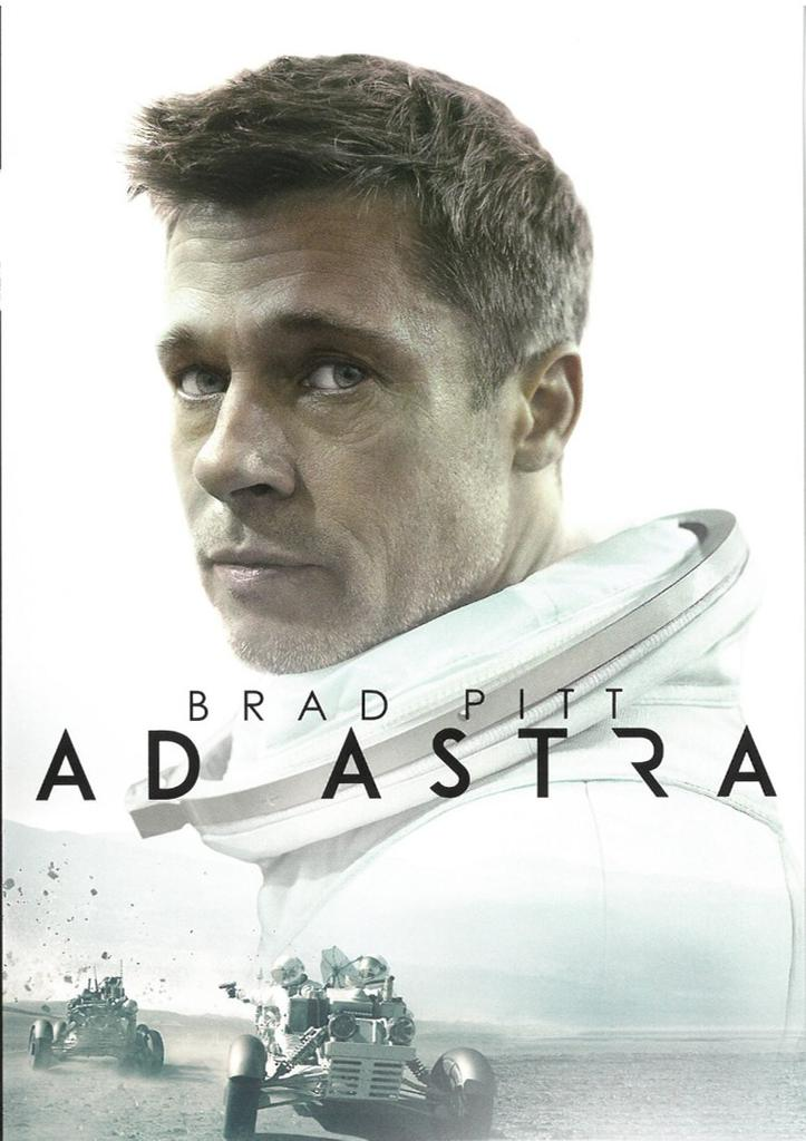 Ad astra / directed by James Gray  